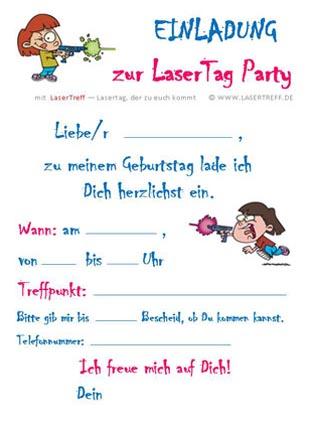 Kindergeburtstag in Hamburg mit LaserTreff feiern ...